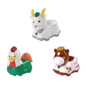 Tip Tap Baby Tiere - Set 6