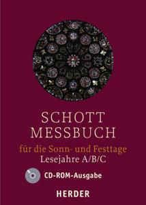 Schott Messbuch für die Sonn- und Festtage der Lesejahre A, B, C