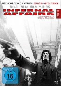 Infernal Affairs. Tl.2, 1 DVD