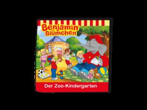 01-0013 Tonie-Benjamin Blümchen - Der Zoo-Kindergarten
