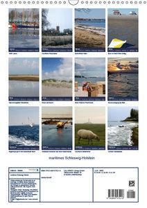 maritimes Schleswig-Holstein (Wandkalender 2019 DIN A3 hoch)
