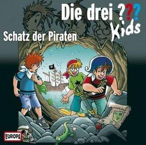 Die drei ??? Kids 50: Schatz der Piraten (drei Fragezeichen)