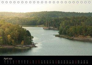 Schweden Schärengarten (Tischkalender 2020 DIN A5 quer)