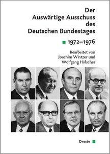 Der Auswärtige Ausschuss des Deutschen Bundestages. Sitzungsprot