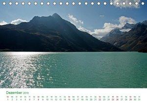 Bergwelt in Österreich (Tischkalender 2019 DIN A5 quer)