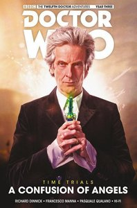 Doctor Who: The Twelfth Doctor: Time Trials Volume 3 - A Confusi