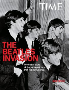 TIME: The Beatle Invasion!