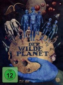 Der wilde Planet - Limited Edition Mediabook (Blu-ray + 2 DVD)