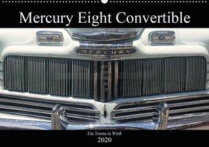 Mercury Eight Convertible - Ein Traum in Weiß