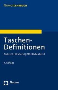 Taschen-Definitionen