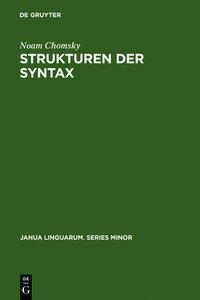 Strukturen der Syntax