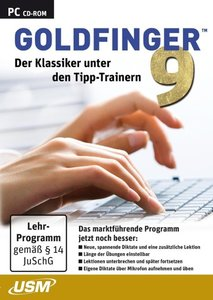 Goldfinger 9 - Der ultimative Tipp-Trainer