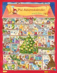 Pixi-Adventskalender 2013