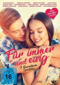 Für immer und ewig - 9 romantische Filme, 3 DVD