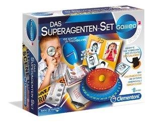 Galileo - Superagenten-Set