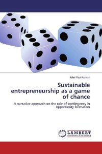 Sustainable entrepreneurship as a game of chance