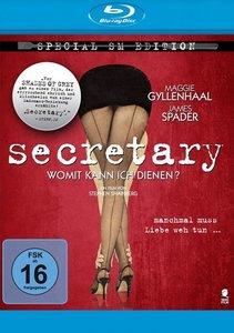 Secretary, 1 Blu-ray