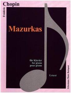 Chopin, Mazurkas