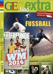 GEOlino extra Fussball inkl. DVD
