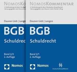 BGB - Schuldrecht. 2 Bände