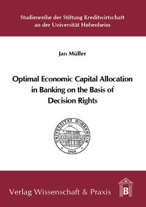 Optimal Economic Capital Allocation in Banking on the Basis of D
