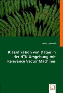 Klassifikation von Daten in der HTK-Umgebung