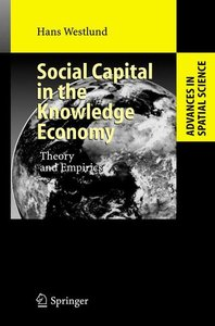 Social Capital in the Knowledge Economy