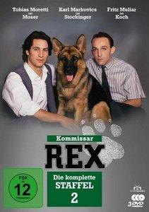 Kommissar Rex-Die komplette