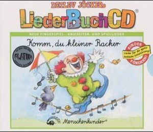Komm, du kleiner Racker. CD und Buch