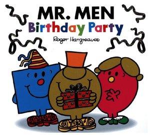 Mr. Men Birthday Party