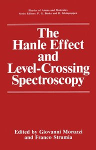 The Hanle Effect and Level-Crossing Spectroscopy