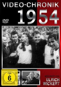 Video-Chronik 1954, 1 DVD
