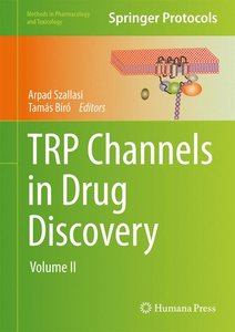 TRP Channels in Drug Discovery
