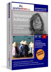 Vietnamesisch-Aufbaukurs, PC CD-ROM mit MP3-Audio-CD