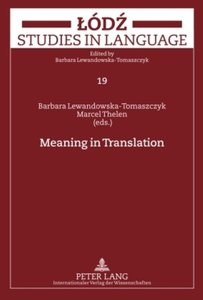 Meaning in Translation