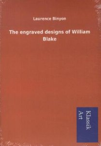 The engraved designs of William Blake