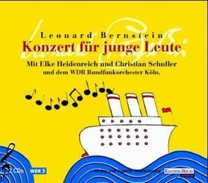Konzert für junge Leute. 2 CDs