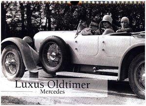 Luxus Oldtimer - Mercedes