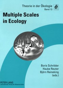 Multiple Scales in Ecology