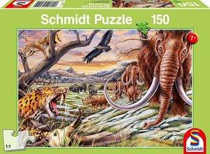 Tiere der Eiszeit (Kinderpuzzle)