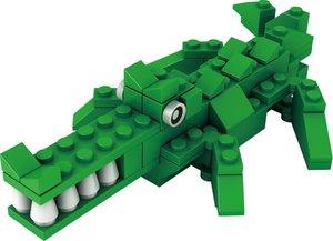 STAX HYBRID ANIMALS - Snapping Crocodile