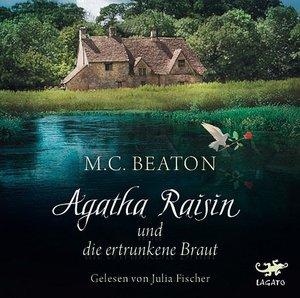 Agatha Raisin und die ertrunkene Braut, 1 Audio-CD