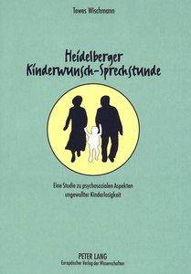 Heidelberger Kinderwunsch-Sprechstunde