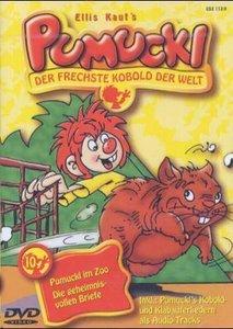 Pumuckl im Zoo / Die geheimnisvollen Briefe, 1 DVD