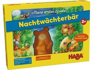 Meine ersten Spiele - Nachtwächterbär
