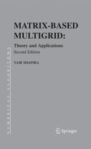Matrix-Based Multigrid