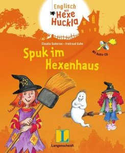 Englisch mit Hexe Huckla: Spuk im Hexenhaus