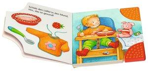 Mein erstes Buch zum Knabbern und Spielen