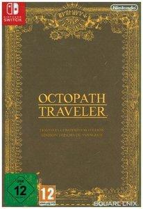 Octopath Traveler, 1 Nintendo Switch-Spiel (Limited Edition)