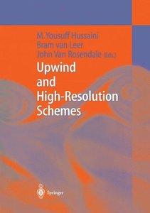 Upwind and High-Resolution Schemes